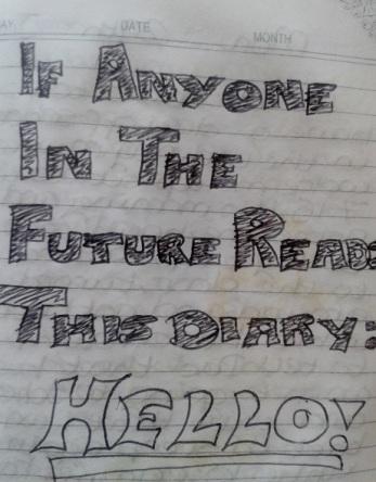 Hello Future Readers