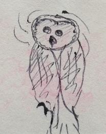 June 1996 - Barn owl