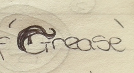 August 1996 - Grease word
