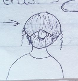 August 1996 - Hair thing 2