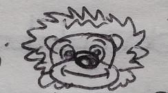 July 1996 - Hedgehog