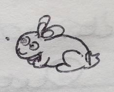 July 1996 - Rabbit