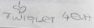 October 1996 - Twiglet 2