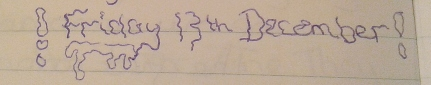 December 1996 - Fri 13th