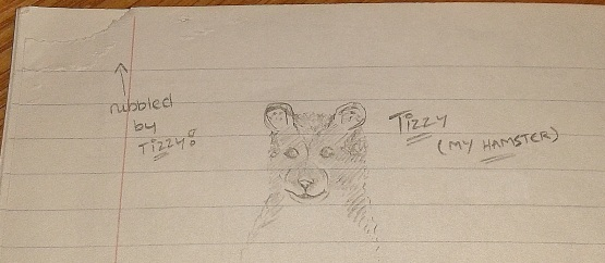 March 1997 - Tizzy