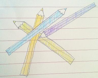 October 1997 - Pencils