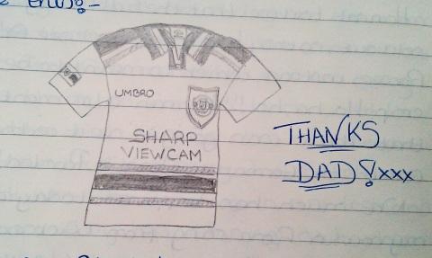 September 1997 - MUFC shirt then