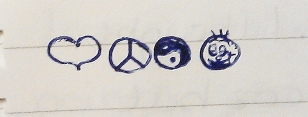September 1997 - Peace, love