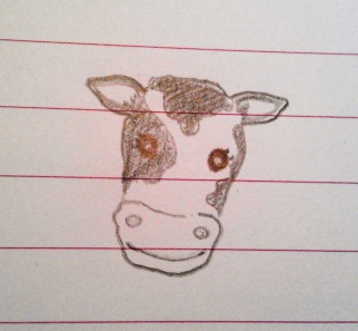 October 1997 - Cow