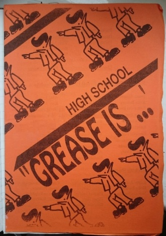Febrauary 1998 - Grease programme