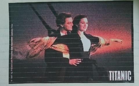February 1998 - Titanic J&R