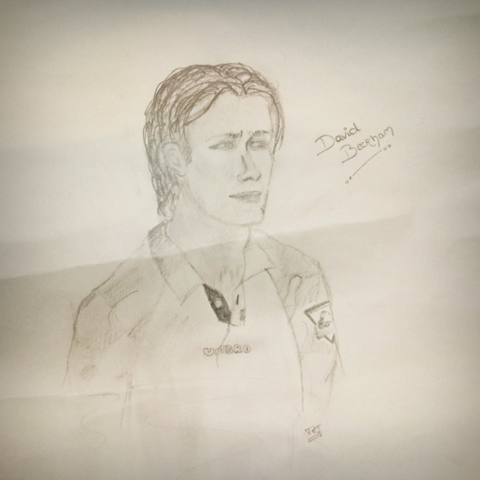 David Beckham 1998