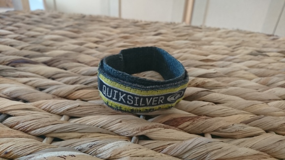 Quiksilver watch strap