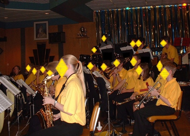 Swing Band British Legion
