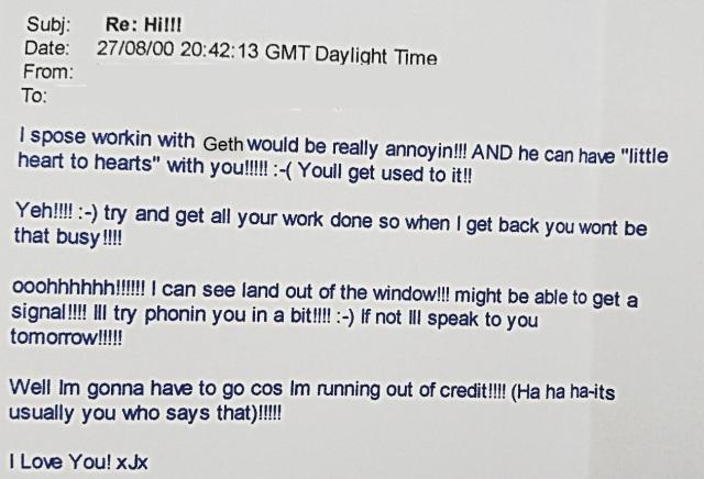 Jake cruise email 8