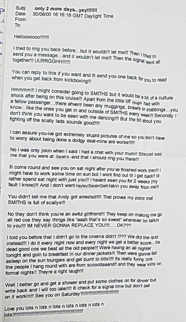 Jake cruise email 11