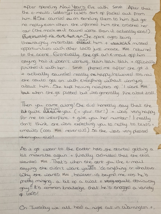 18-04-01 Tess letter to Michael page 2